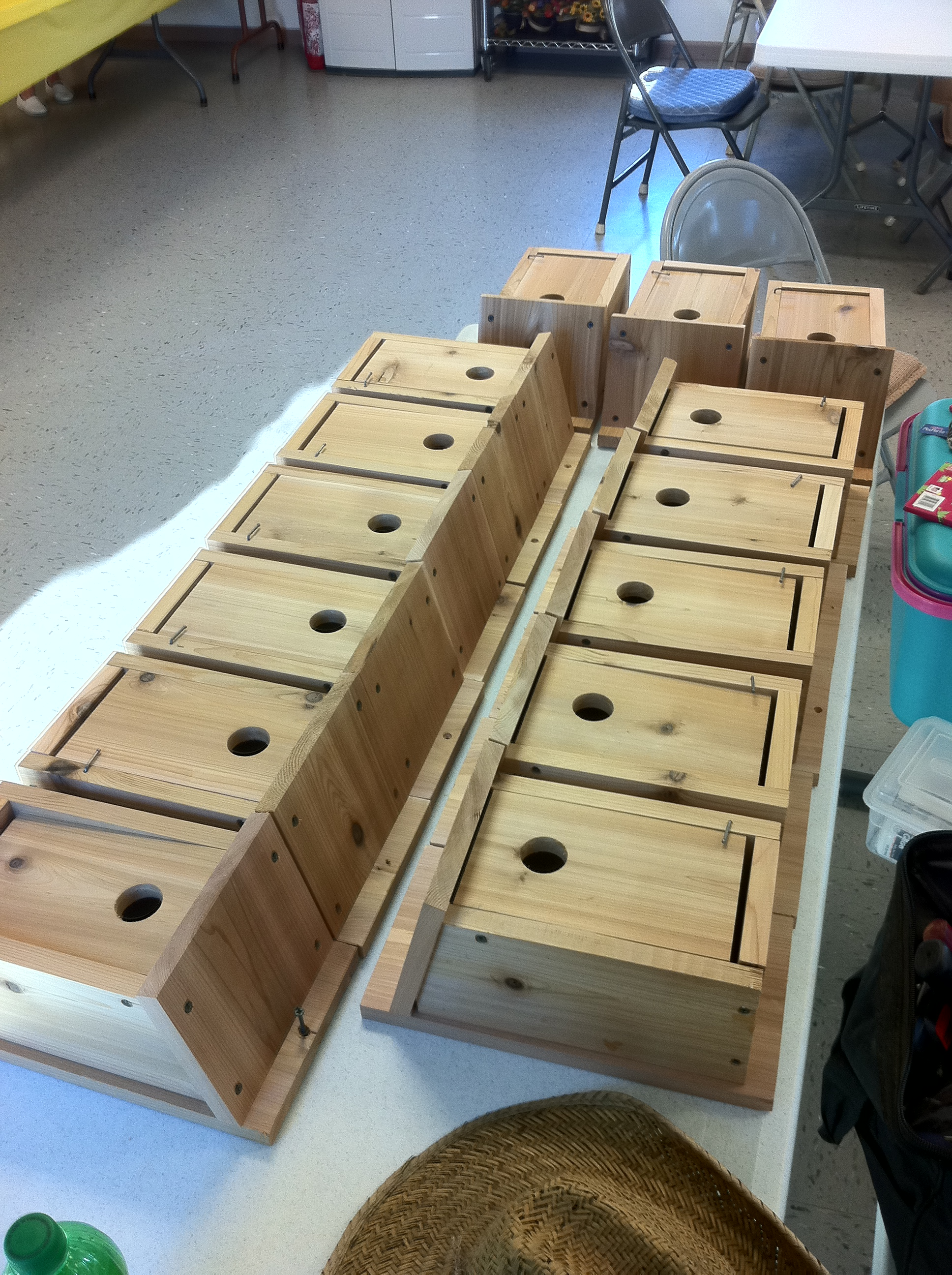 Build Bluebird House Plans Simple DIY PDF exotic deck wood ...